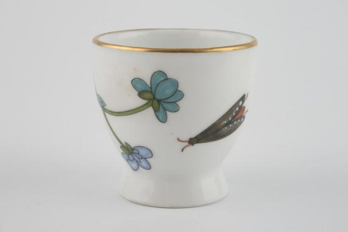 Royal Worcester Astley - Gold Edge Egg Cup Footed