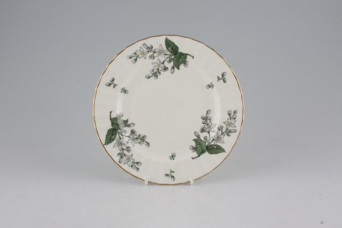 """Royal Worcester Valencia Tea / Side / Bread & Butter Plate 7 1/8"""""""