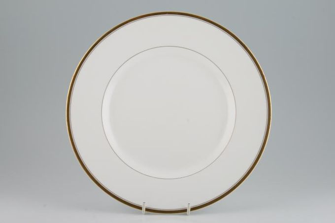 """Royal Worcester Viceroy - Gold Breakfast / Salad / Luncheon Plate 9 1/4"""""""