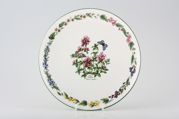 Cake Plate Worcester Herbs by Royal Worcester  sc 1 st  Chinasearch & No obligation search for Royal Worcester - Worcester Herbs - Cake Plate