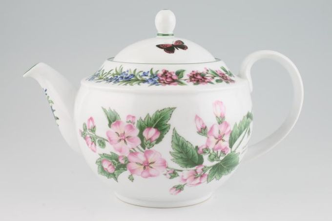 Royal Worcester Worcester Herbs Teapot 2 1/4pt