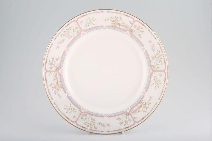 "Royal Worcester Lagoon Dinner Plate 10 3/4"""