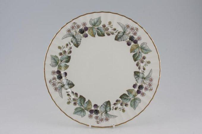 "Royal Worcester Lavinia - Cream Dinner Plate 10 1/2"""