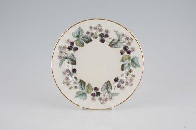 "Royal Worcester Lavinia - Cream Tea / Side / Bread & Butter Plate 6 1/4"""
