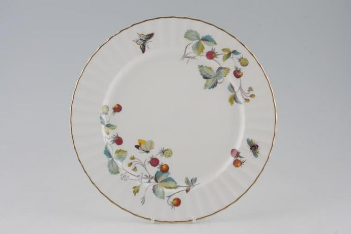 Royal Worcester Strawberry Fair - Fluted
