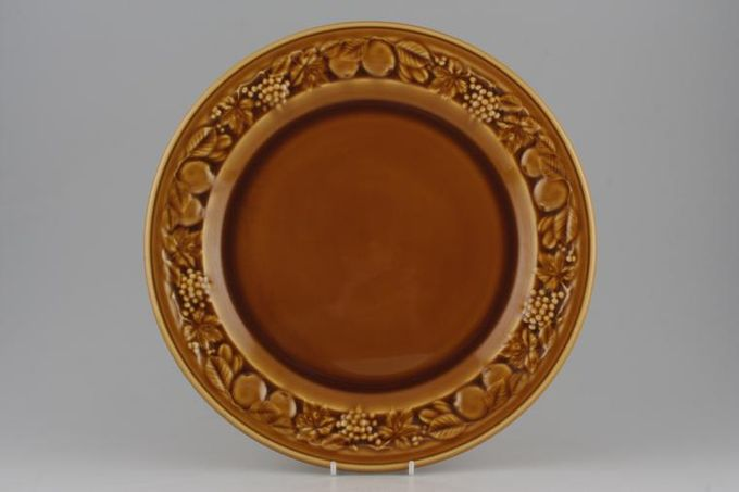Royal Worcester Orchard - Gold Platter Round 12 3/4""