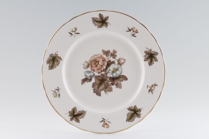 "Royal Worcester Dorchester - Wavy Edge Dinner Plate 10 1/2"""
