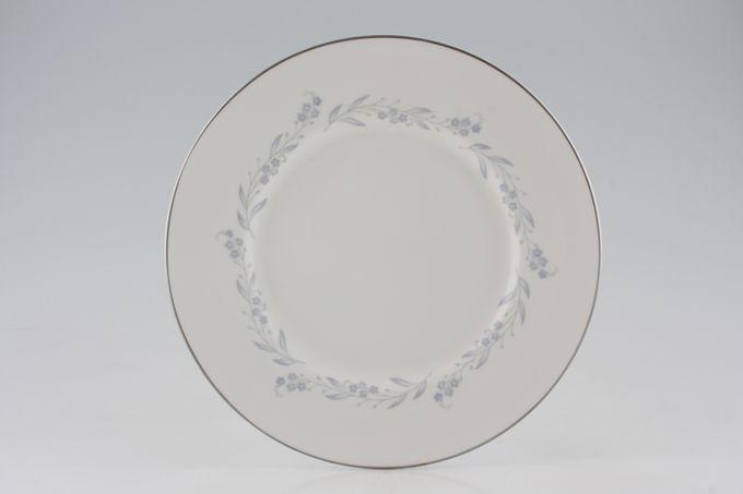 "Royal Worcester Bridal Wreath Dinner Plate 10 1/2"""