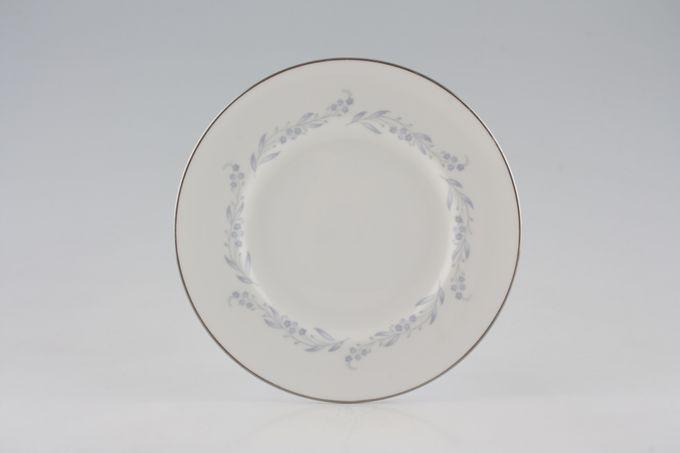 """Royal Worcester Bridal Wreath Starter / Salad / Dessert Plate 8"""""""