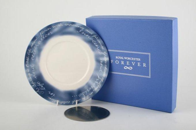 """Royal Worcester Royal Worcester - Forever Giftware Dish (Giftware) 5 7/8"""""""