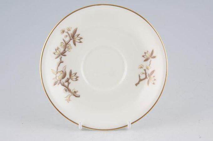 """Royal Worcester Reverie Tea Saucer 5 5/8"""""""