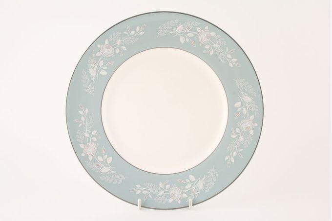 """Royal Worcester Bridal Rose Starter / Salad / Dessert Plate 8"""""""