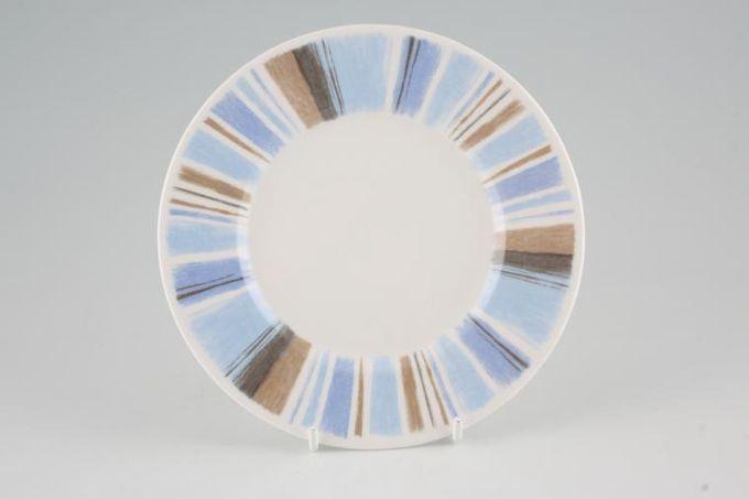 """Shelley Aegean Tea / Side / Bread & Butter Plate 6 1/2"""""""