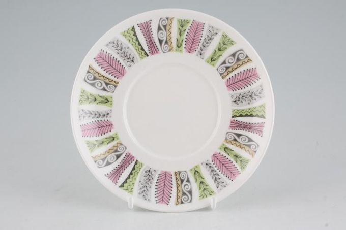"""Shelley Cleopatra Coffee Saucer 5 5/8"""""""