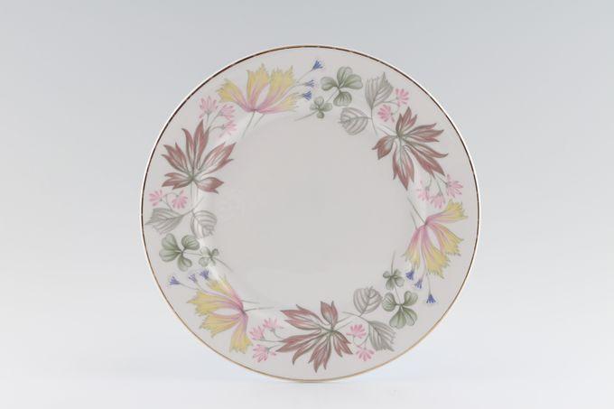 """Shelley Columbine Starter / Salad / Dessert Plate 8"""""""