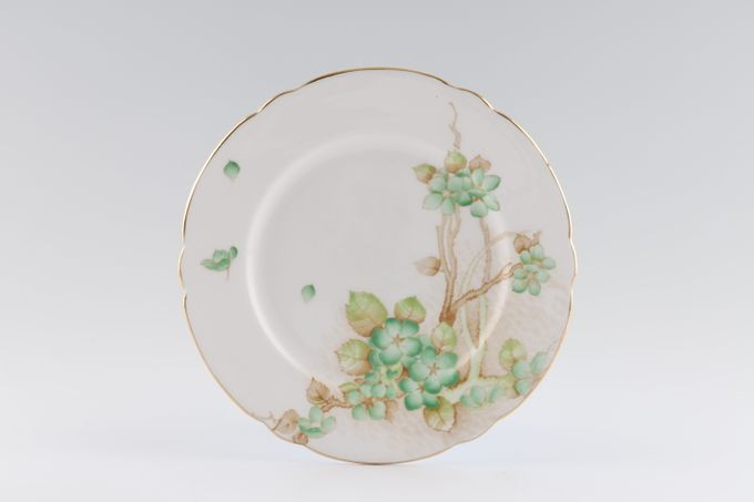 "Shelley Apple Blossom Tea / Side / Bread & Butter Plate 7"""