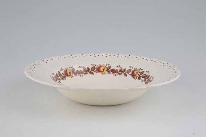 """Simpsons Chetwynd Rimmed Bowl 8 5/8"""""""