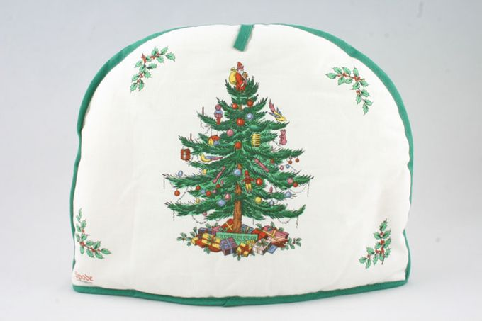 Spode Christmas Tree Tea Cosy