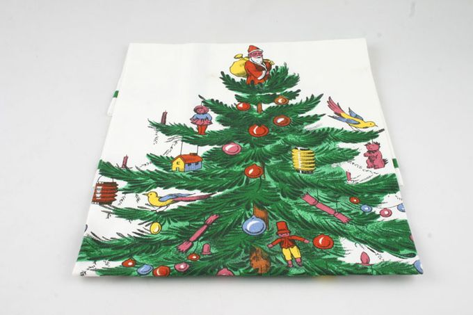 Spode Christmas Tree Tea Towel