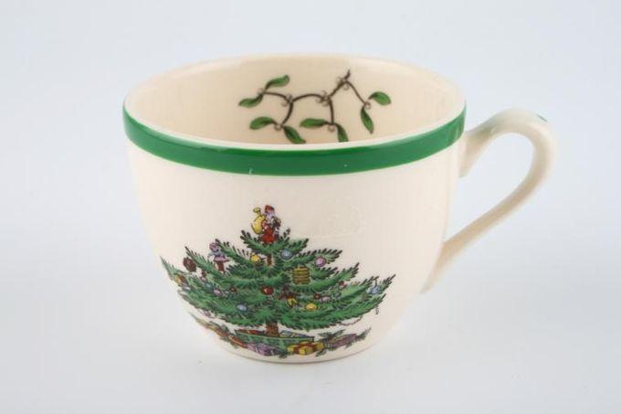 "Spode Christmas Tree Teacup miniature 2 1/4 x 1 5/8"""