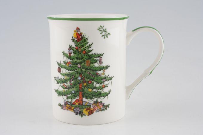 """Spode Christmas Tree Mug 3 1/4 x 4"""""""