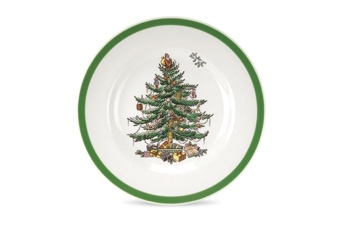 Spode Christmas Tree Tea / Side / Bread & Butter Plate