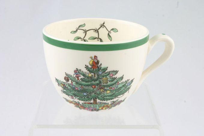 """Spode Christmas Tree Teacup 3 1/2 x 2 1/2"""""""
