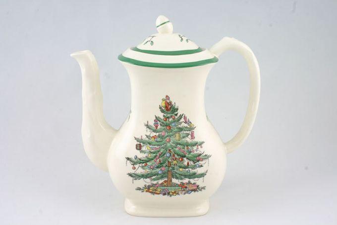 Spode Christmas Tree Coffee Pot 2 1/4pt