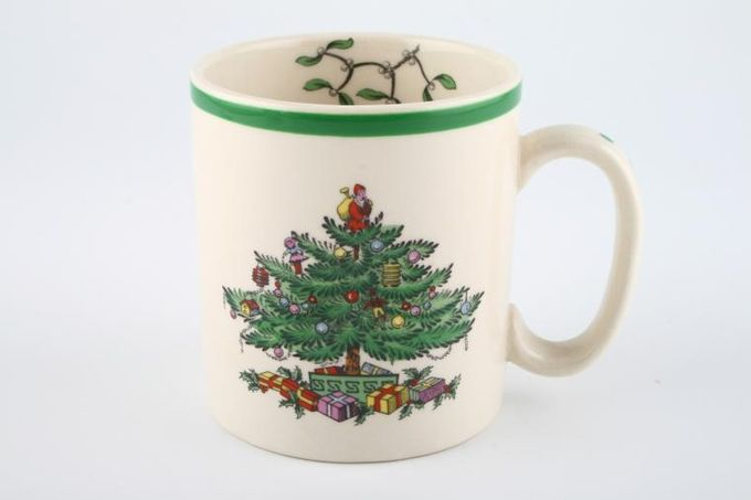 """Spode Christmas Tree Mug 3 x 3 1/4"""""""