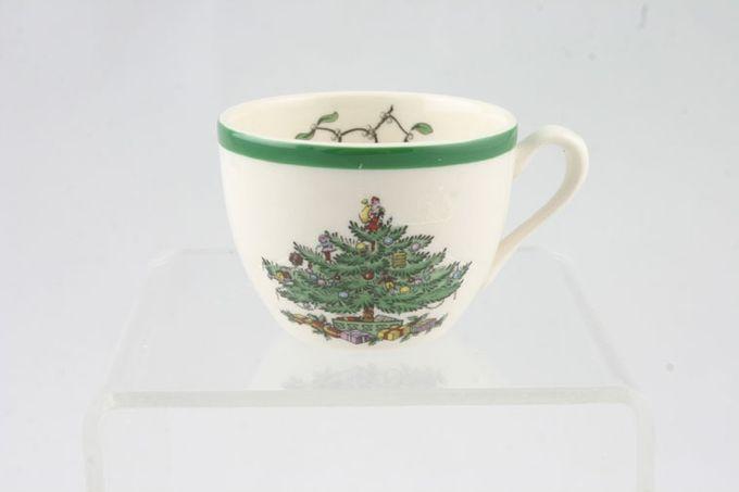 """Spode Christmas Tree Teacup 3 3/8 x 2 3/8"""""""