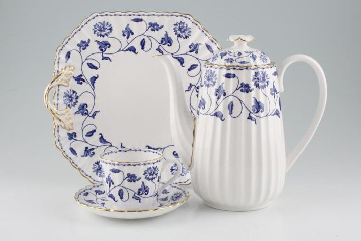 Spode Colonel - Blue - Y6235