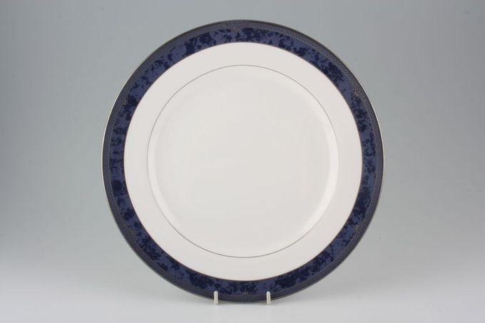 "Spode Dauphin Platinum - Y8629 Breakfast / Salad / Luncheon Plate 9 1/4"""