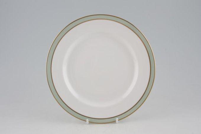 """Spode Barclay Y8027 - Sage Green Starter / Salad / Dessert Plate 8"""""""