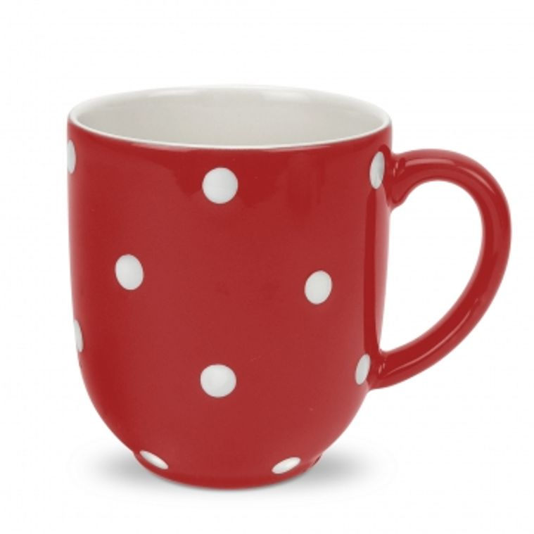 No obligation search for Spode - Baking Days - Red - Mug