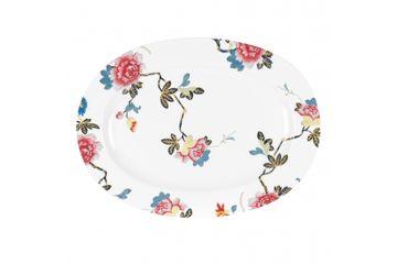 "Spode Isabella Oval Plate / Platter 14 3/4"""