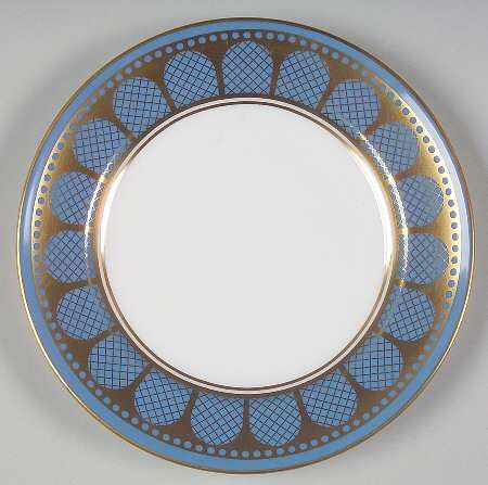 Spode Marble Arch - Blue