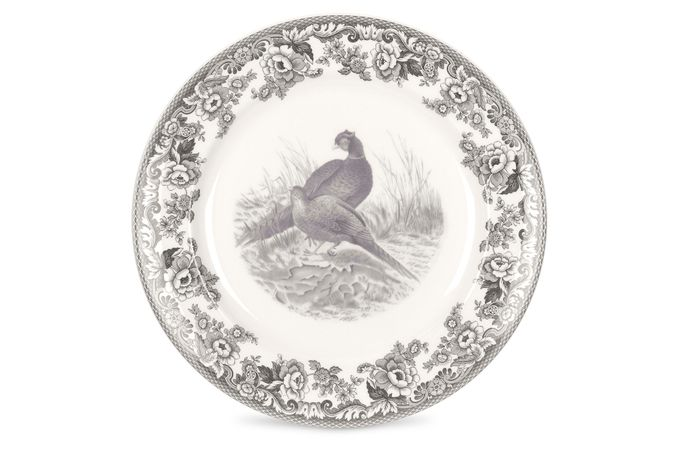Spode Delamere Rural Buffet Plate Pheasant 30cm