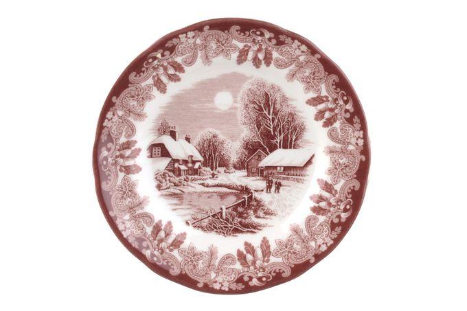 Spode Winter's Scene Tea Plate 15cm