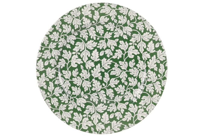 Spode Ruskin House Buffet Plate Oak Leaf 30cm