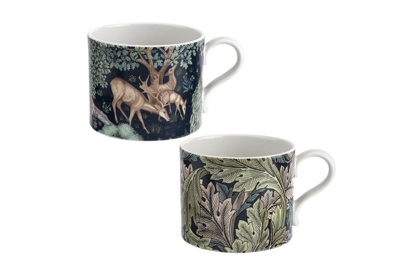 Spode The Original Morris & Co. Mug - Set of 2 Brook & Acanthus 0.34l thumb 1