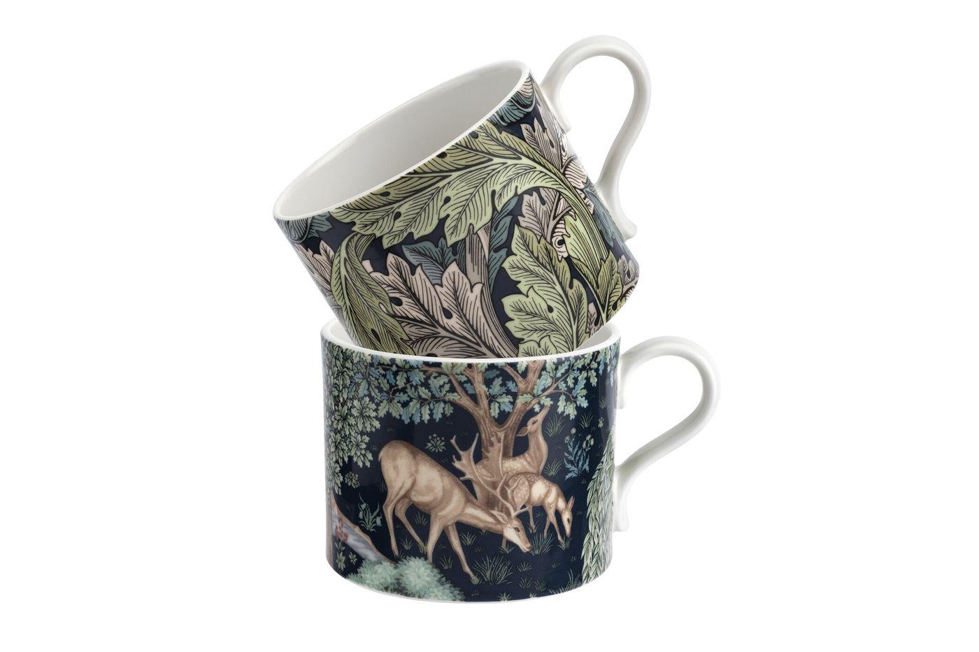 Spode The Original Morris & Co. Mug - Set of 2 Brook & Acanthus 0.34l thumb 2