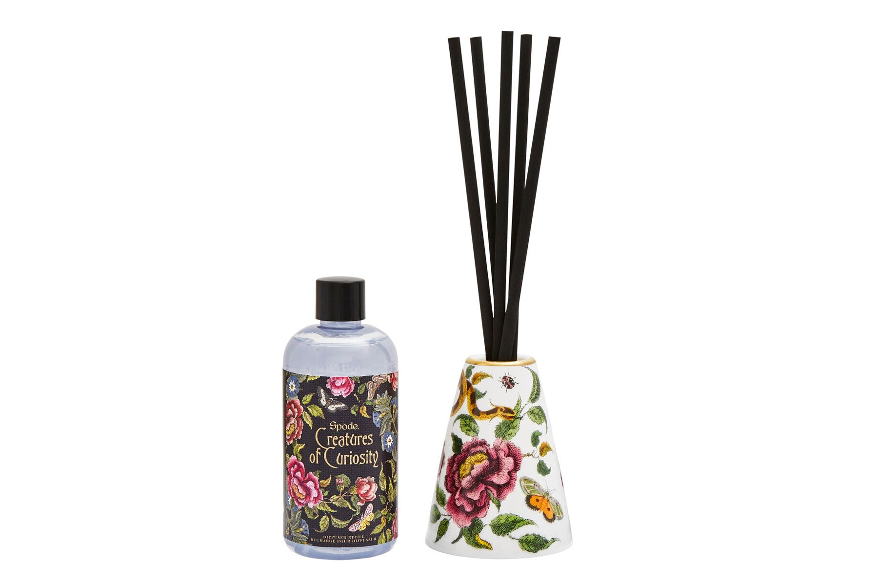 Spode Creatures of Curiosity Diffuser Set Snake thumb 1