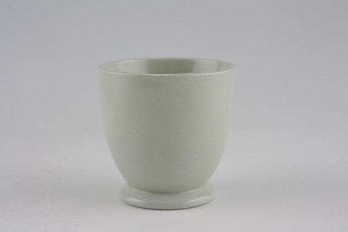 Spode Flemish Green Egg Cup Footed