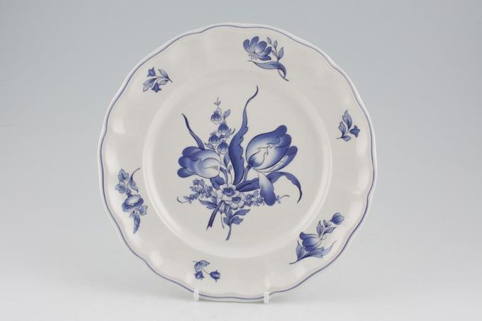 Spode Fontaine - S3419 Q Breakfast / Salad / Luncheon Plate 8 3/4""