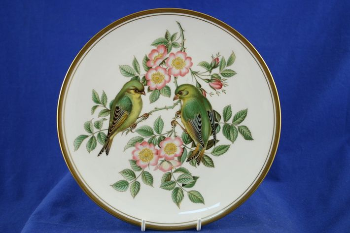 Spode Garden Birds+Flowers