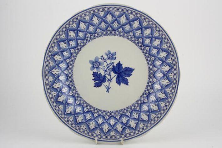 Spode Geranium - Blue