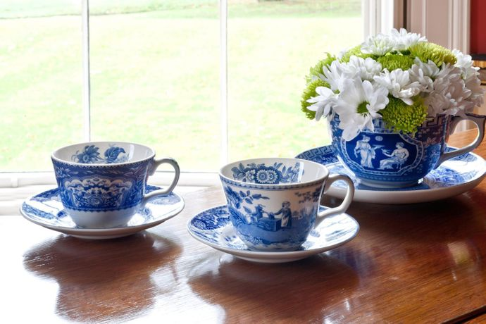 Spode Blue Room Collection - The
