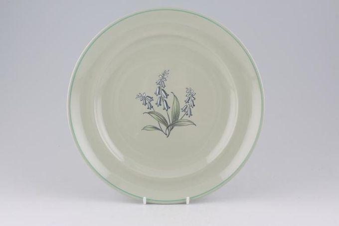 "Spode Jacinth - S2850 Dinner Plate 10"""