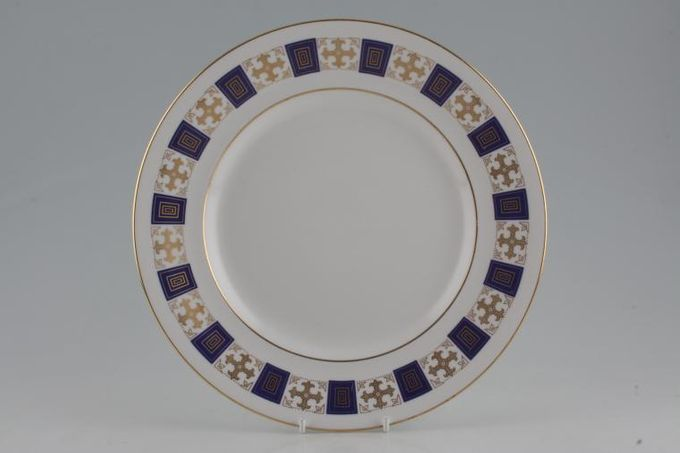 """Spode Persia - Royal Blue - Y8085 Dinner Plate 10 1/2"""""""