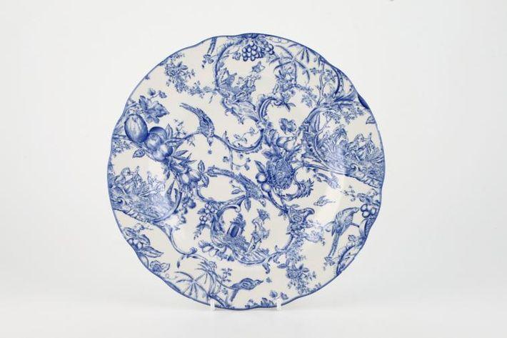 Spode Provincial Garden - Blue